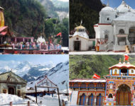 chardham yatra packages from Haridwar