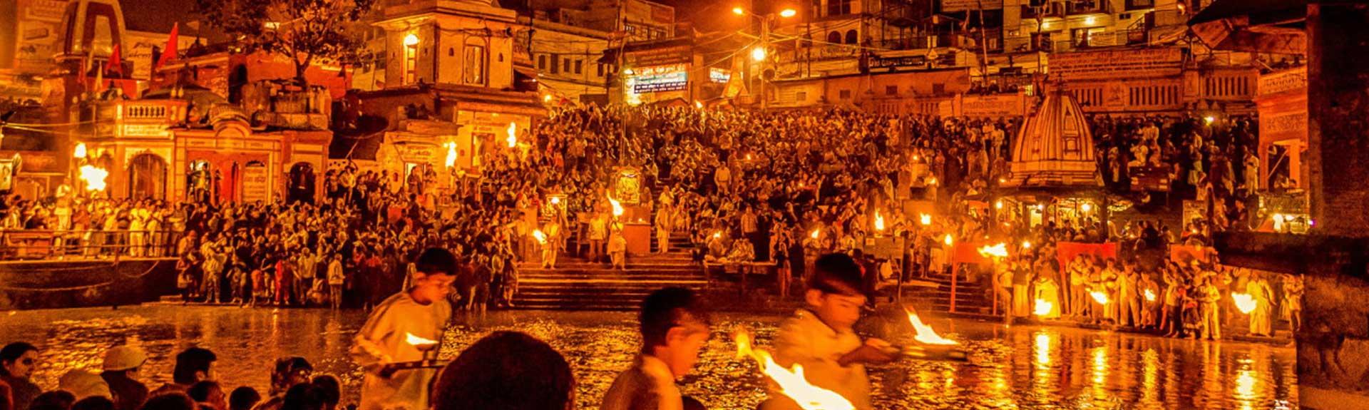 Get best chardham package in Haridwar