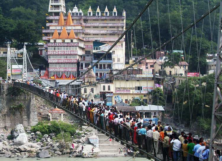 Rishikesh Tour Package from Haridwar