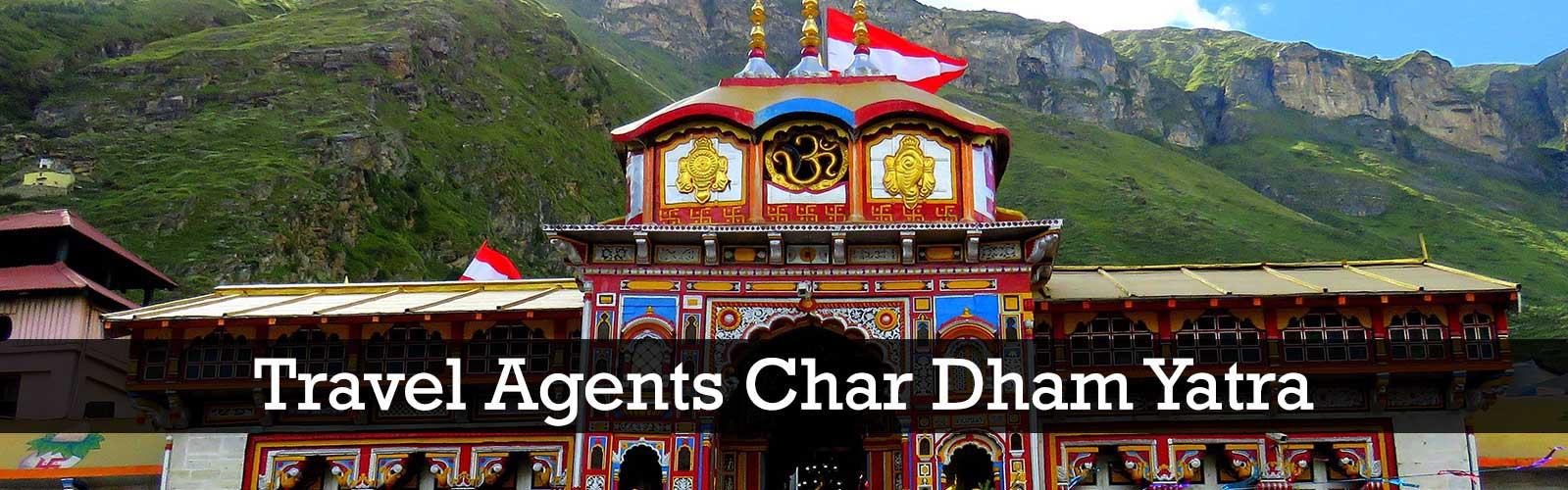 Chardham Travel Agent in Haridwar