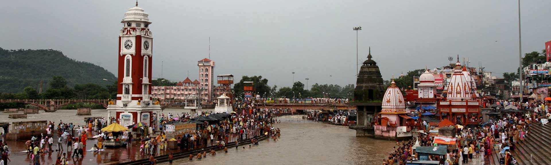 Tempo traveller for chardham yatra from haridwar