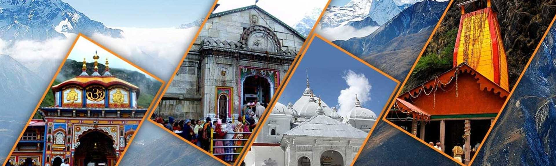 Car Rental Rates for Chardham Yatra