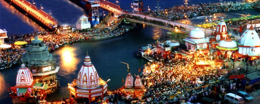 Reliable and Best Chardham Car Services From Haridwar