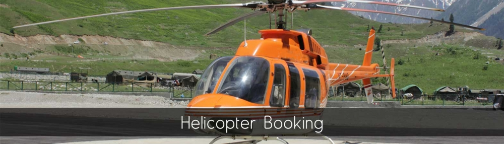 Chardham Yatra 2018 by Helicopter