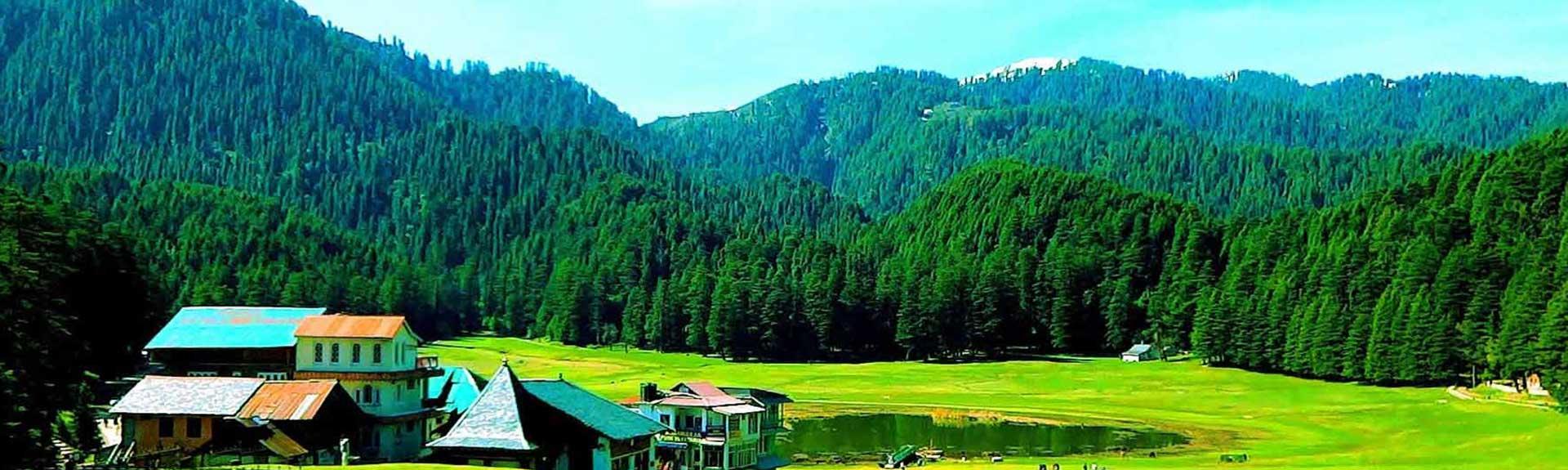 Khajjiar - Tourism Spot in India