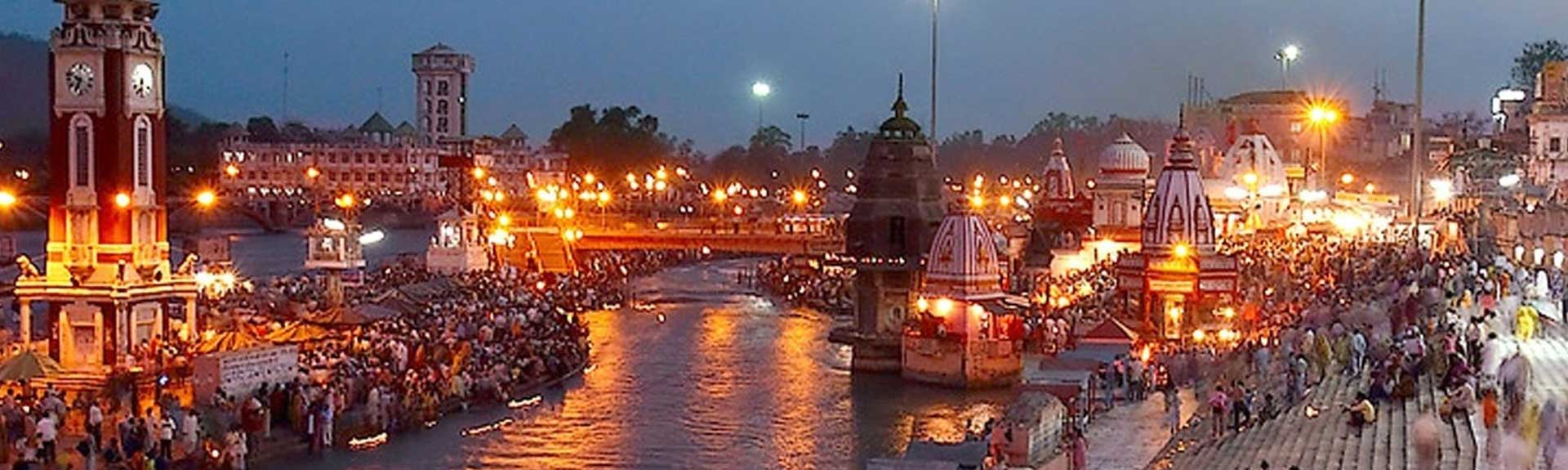 Affordable Chardham yatra package from Haridwar