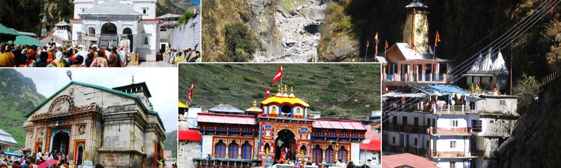 Budget Car/Taxi rental for Chardham Yatra