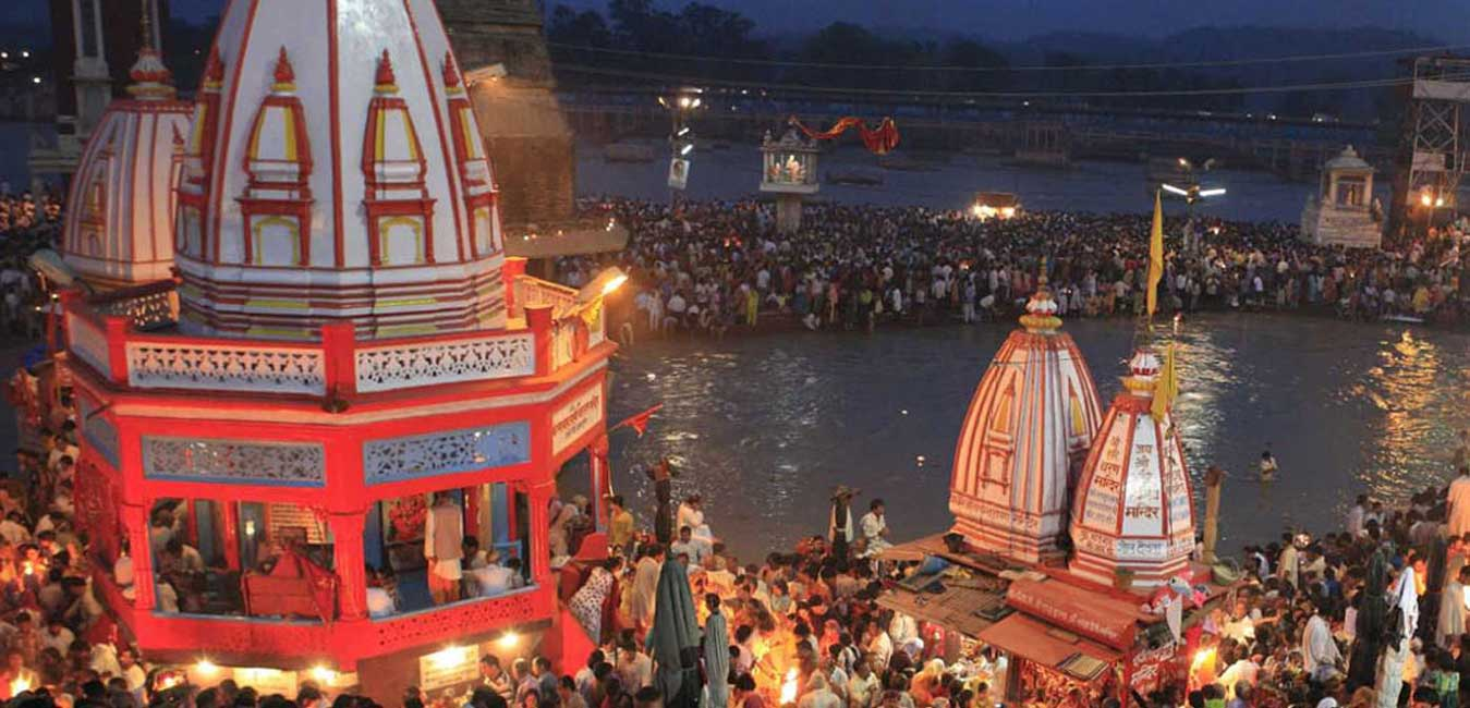 CHARDHAM TOUR PACKAGE FROM DELHI & HARIDWAR