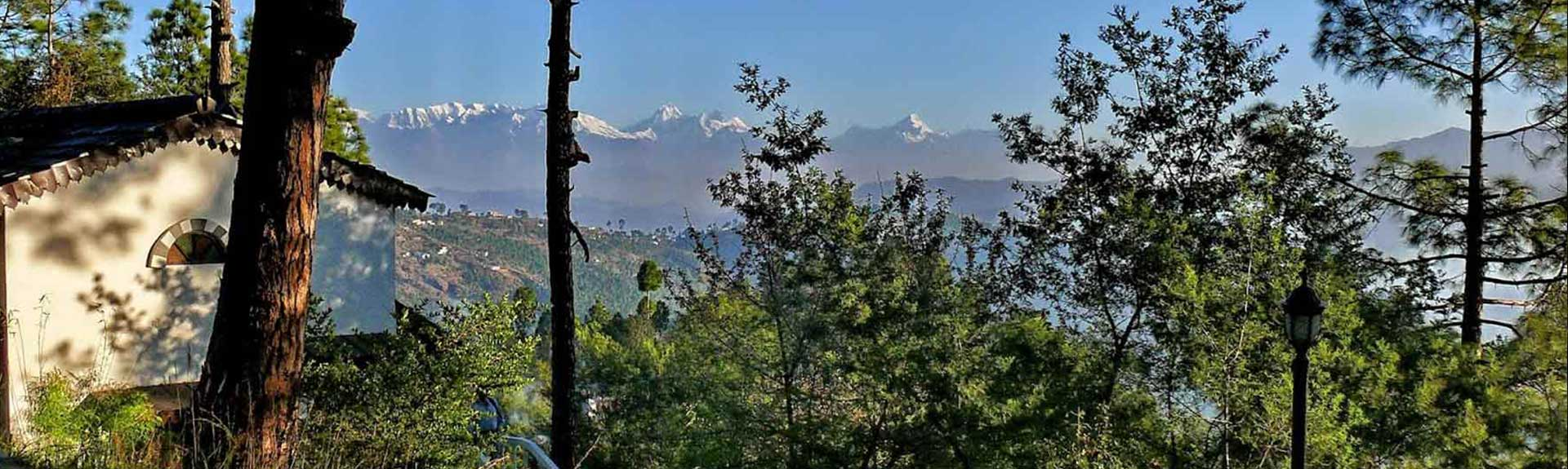 Uttarakhand Mountain View Package