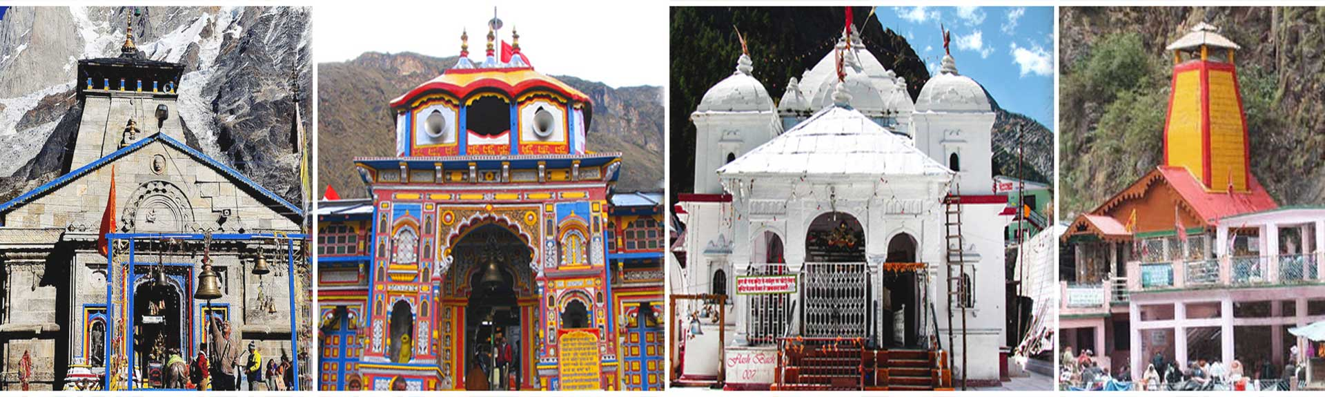 Chardham yatra package from chardham tourism