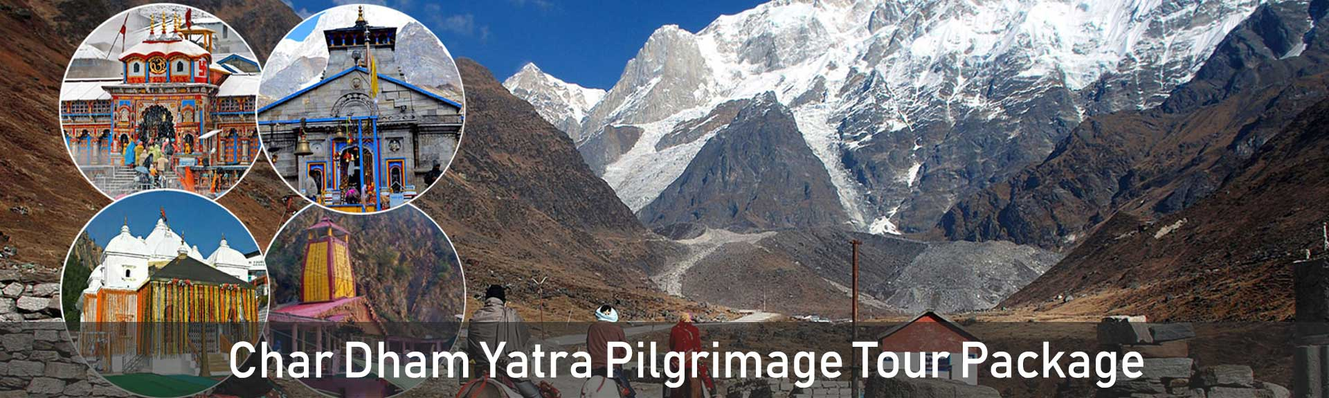 Char Dham Yatra Pilgrimage Tour Package