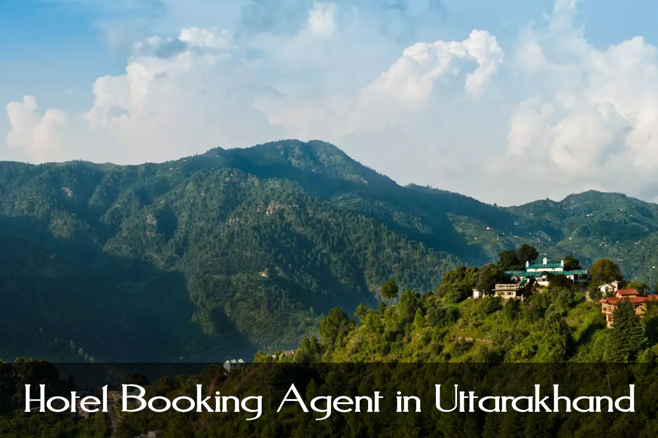 Hotel Booking Agent for Chardham Yatra