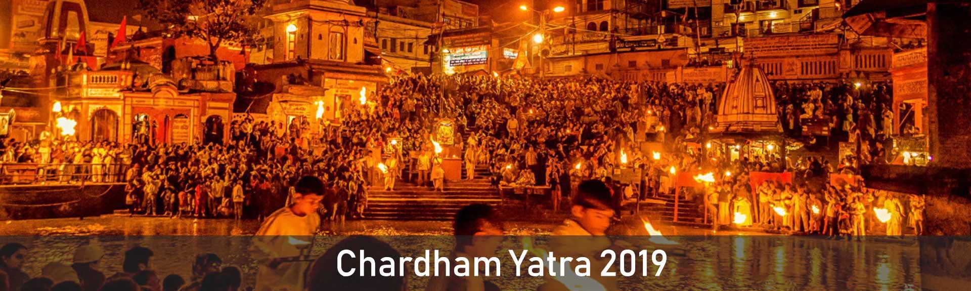 Chardham Yatra 2019
