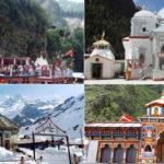 Char Dham Tour Itinerar