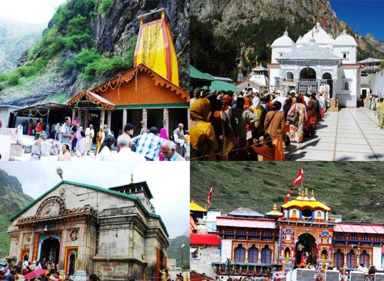 Uttarakhand Chardham Pilgrimage Tour Package