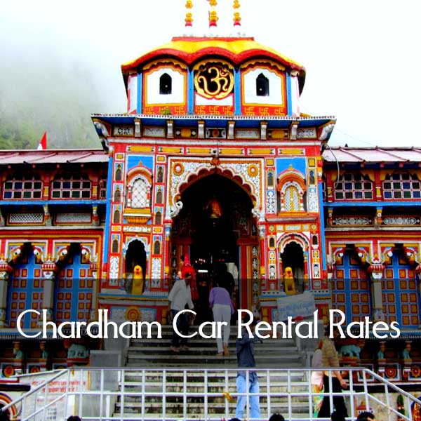 Chardham car Rental