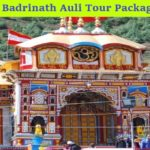 Best Badrinath Temple,Uttarakhand tour package