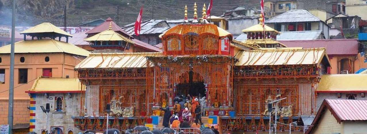 Badrinath Auli tour from Haridwar